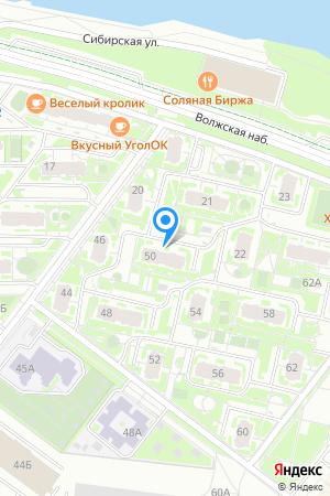 ЖК Седьмое Небо, Карла Маркса ул., 50 на Яндекс.Картах
