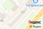 Схема проезда до компании Автотехосмотр 52 в Нижнем Новгороде