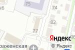 Схема проезда до компании Про Модерн в Нижнем Новгороде