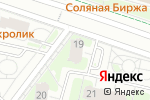Схема проезда до компании Город грехов в Нижнем Новгороде