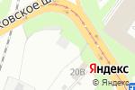 Схема проезда до компании Канавинская в Нижнем Новгороде