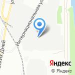 БетонГрупп на карте Нижнего Новгорода