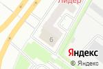 Схема проезда до компании Luxury travel в Нижнем Новгороде