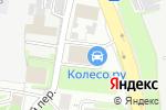 Схема проезда до компании Север-Авто НН в Нижнем Новгороде