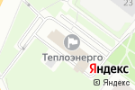 Схема проезда до компании Универсал-Инвест в Нижнем Новгороде