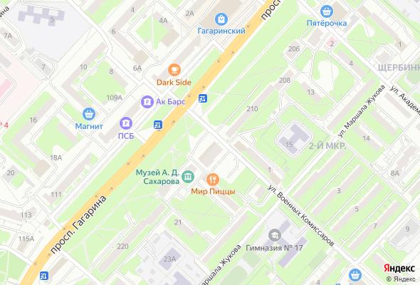 жилой комплекс Дом на Гагарина