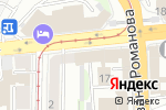 Схема проезда до компании Центр-Сбк в Нижнем Новгороде