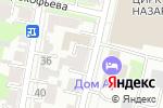 Схема проезда до компании Сантехник+ в Нижнем Новгороде