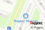 Схема проезда до компании Нипалки в Нижнем Новгороде