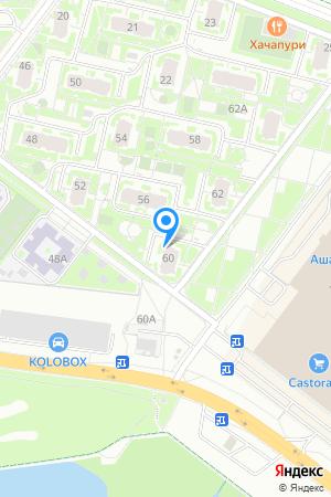 ЖК Седьмое Небо, Карла Маркса ул., 60 на Яндекс.Картах