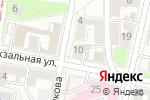 Схема проезда до компании 1001 мелочь в Нижнем Новгороде