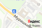 Схема проезда до компании Delphi в Нижнем Новгороде