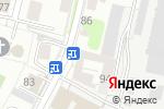 Схема проезда до компании АкваТермикс в Нижнем Новгороде