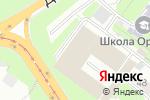 Схема проезда до компании Центр новых технологий в Нижнем Новгороде