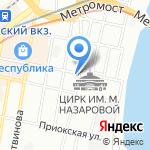 Пункт приема макулатуры на карте Нижнего Новгорода