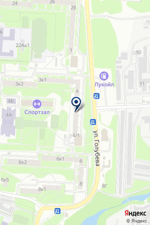 БАГЕТНАЯ МАСТЕРСКАЯ АРТ-БАГЕТ на карте Нижнего Новгорода