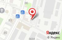 Схема проезда до компании Республиканский Инновационный Центр в Нижнем Новгороде