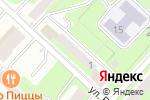 Схема проезда до компании Звонок в Нижнем Новгороде