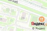 Схема проезда до компании ГрузПартнер в Нижнем Новгороде