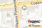 Схема проезда до компании Успех в Нижнем Новгороде