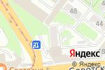 Схема проезда до компании M2 в Нижнем Новгороде
