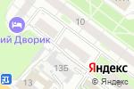 Схема проезда до компании ПИАР в Нижнем Новгороде