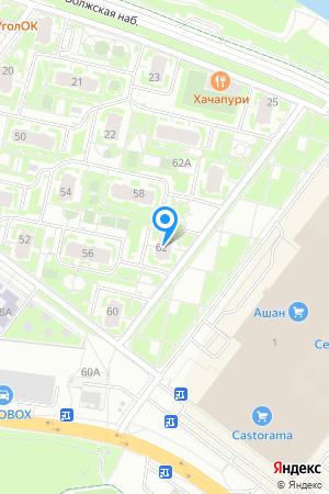 ЖК Седьмое Небо, Карла Маркса ул., 62 на Яндекс.Картах