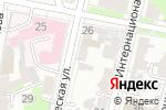 Схема проезда до компании Streetlife в Нижнем Новгороде