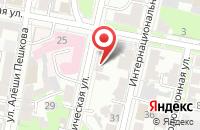 Схема проезда до компании Ладья в Нижнем Новгороде