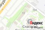 Схема проезда до компании Воскресная школа в Нижнем Новгороде