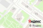 Схема проезда до компании Биотон в Нижнем Новгороде