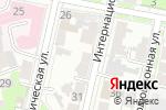 Схема проезда до компании АВЕСТАЛ в Нижнем Новгороде