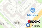 Схема проезда до компании Промлайн в Нижнем Новгороде