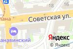 Схема проезда до компании Триал-Спорт в Нижнем Новгороде
