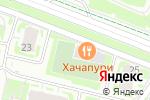 Схема проезда до компании FИFA в Нижнем Новгороде