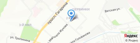 Dental Practica на карте Нижнего Новгорода