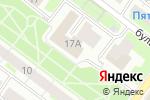Схема проезда до компании Нижегородский доктор в Нижнем Новгороде