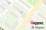 Схема проезда до компании Аптека.ру в Нижнем Новгороде