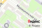 Схема проезда до компании Управление административно-технического контроля по благоустройству г. Нижнего Новгорода в Нижнем Новгороде