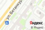 Схема проезда до компании Автодок в Нижнем Новгороде