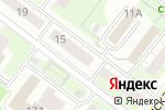 Схема проезда до компании ГлобалОптСтрой в Нижнем Новгороде