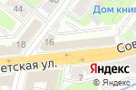 Схема проезда до компании Chrome Trade в Нижнем Новгороде