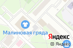Схема проезда до компании НУГА БЕСТ в Нижнем Новгороде