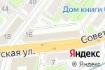 Схема проезда до компании Юрконсультация в Нижнем Новгороде
