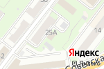 Схема проезда до компании РОСДИНТЕХ в Нижнем Новгороде