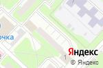 Схема проезда до компании Штат в Нижнем Новгороде