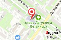 Схема проезда до компании Нижегородский Областной Клуб Служебного Собаководства Росто (Досааф) в Нижнем Новгороде