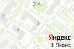 Схема проезда до компании Стронг-Дент в Нижнем Новгороде