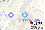 Схема проезда до компании Атлант Тревел Компани в Нижнем Новгороде