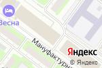 Схема проезда до компании Межрегиональный институт экспертизы в Нижнем Новгороде